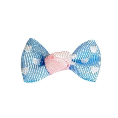 Kraftika 8db válogatott minták, szív bowknot, dekor készlet