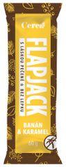 Cereabar Flapjack banán & karamel bez lepku 60g