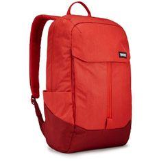 Thule Lithos batoh 20 l TL-TLBP116LRF, červený / tmavo červený