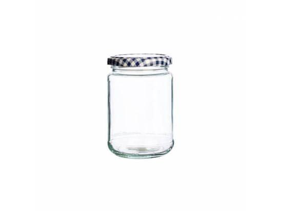 Kilner Kulatá zavařovací sklenice se šroubováním, 370 ml Kilner