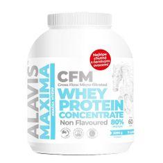 Alavis Maxima Whey Protein Concentrate 80% 2,2 kg verze II + Šejkr ZDARMA