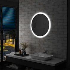 shumee Koupelnové zrcadlo s LED osvětlením 70 cm
