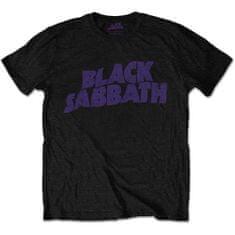 Tričko Black Sabbath unisex černé
