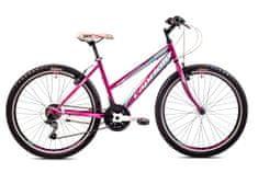Capriolo MTB Passion Lady 26 brdski bicikl, bijela-ljubičasta