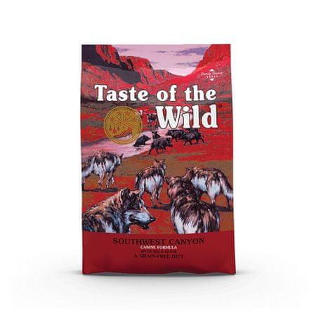 Taste of the Wild Southwest Canyon Canine, 12,2 kg
