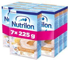 Nutrilon Pronutra Piškótová kaša so 7 druhmi obilnín 225g, 8+