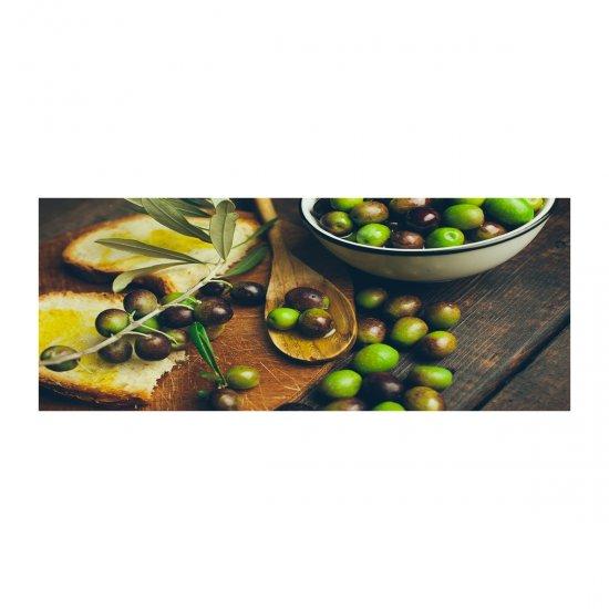 Moderní akrylový fotoobraz Olivy