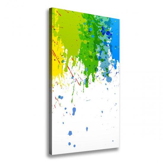 Foto obraz na plátně Abstraktní duha
