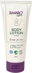 Bambo Nature Tělové mléko, 100 ml, neparfémováno
