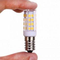 Avide 3x LED žarnica – sijalka E14 4,5W mini nevtralno bela 4000K 55x15mm