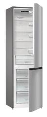 Gorenje NRK6202ES4 samostojeći kombinirani hladnjak
