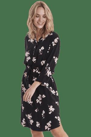 b.young ženska obleka Isole 20807853, 34, črna