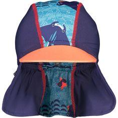 Pop-in dziecięca czapka z daszkiem z ochroną UV 50 Manta Ray