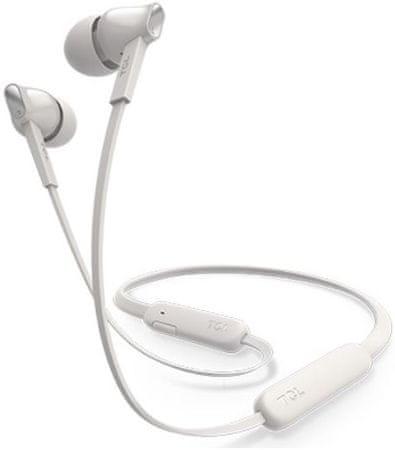 TCL słuchawki MTRO 100BT, białe