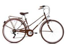 Capriolo Tour Sunday 28 mestno kolo, rjavo