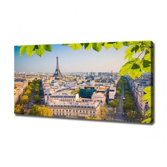 WALLMURALIA Foto obraz canvas Paříž 120x60 cm