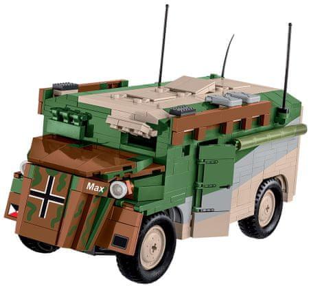 Cobi 2525 II WW Rommelov mamut