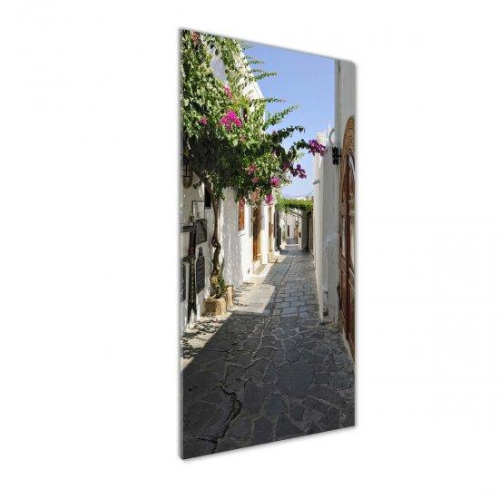 WALLMURALIA Foto obraz akrylové sklo Hezká stezka 50x125 cm