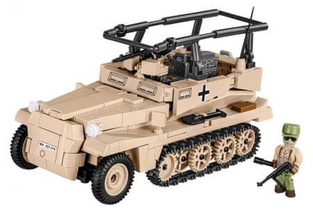 Cobi 2526 II WW Sd.Kfz 250/3 (DAK)