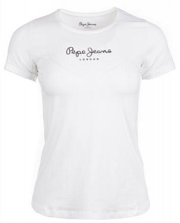 Pepe Jeans ženska majica New Virginia PL502711, XS, bijela