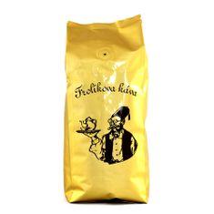 Frolíkova káva Káva Prezident zrno 250g
