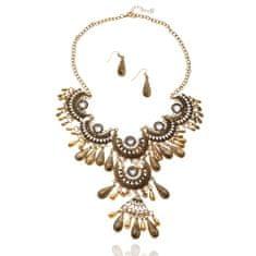 Noma Dámský náhrdelník ve zlaté barvě NOMA Ernestine