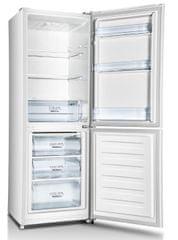 Gorenje RK4161PW4 prostostoječi kombinirani hladilnik