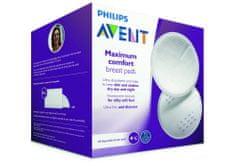 Philips Avent SCF254/61 prsne blazinice, 60 kosov