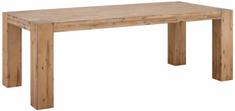 Danish Style Jídelní stůl Asiha, 180 cm, masivní akát
