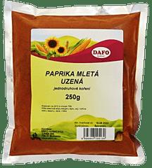 DAFO PAPRIKA MLETÁ UZENÁ 250g