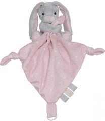 My Teddy Plyšový zajačik muchláčik - ružový