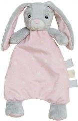 My Teddy Muchláček zajíček - růžový