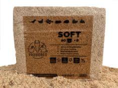 ProBioBED SOFT 80 litrů - jemná sterilní bezprašná podestýlka