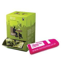 London Tea Company Fairtrade fehér tea körtével White tea & Pear Tatin 250 db + ingyenes pamut törlőkendő
