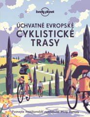 Úchvatné evropské cyklistické trasy - Lonely Planet