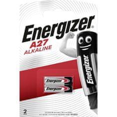 Energizer Baterie 12V A27 ENERGIZER 2ks (blistr)