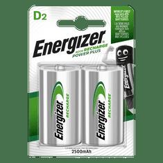 Energizer Baterie HR20/D 2500mAh ENERGIZER NiMH 2ks (blistr)