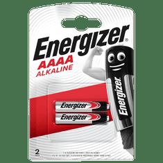 Energizer Baterie AAAA/E96 ENERGIZER 1,5V 2ks (blistr)