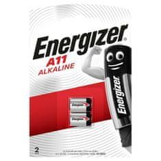 Energizer Baterie 6V/38mA E11A ENERGIZER 2ks (blistr)