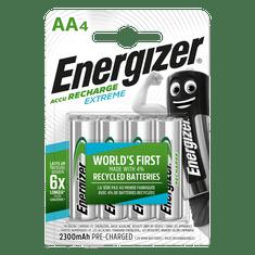 Energizer Baterie AA/HR6 2300mAh ENERGIZER EXTREME 4ks (blistr)