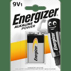 Energizer Baterie 9V Energizer Power 1ks (blistr)