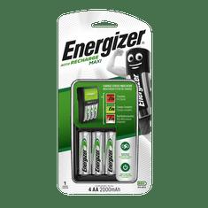 Energizer Kompaktní nabíječka baterií Energizer Maxi + 4 x baterie AA 2000mAh