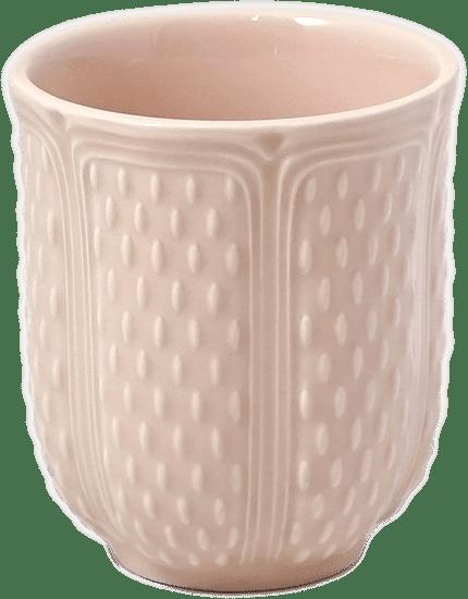 Gien PETITS CHOUX šálek na čaj ROSE POUDRE
