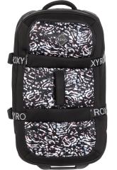 ROXY dámska cestovná taška In The Clouds Neoprene True Black Izi ERJBL03202-KVJ7