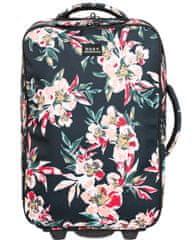 ROXY dámska cestovná taška Get It Girl Anthracite Wonder Garden S ERJBL03207-XKMR