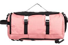 ROXY dámska cestovná taška Feel Your Soul Dusty Rose ERJBP04181-MKP0