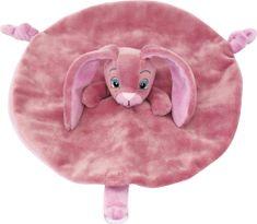 My Teddy Môj zajačik muchláčik, ružový