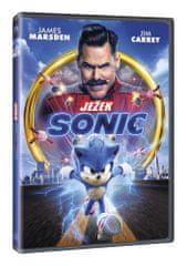 Ježek Sonic - DVD