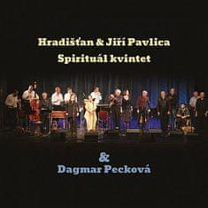 Hradišťan: Hradišťan & Spirituál kvintet & Dagmar Pecková (2x CD) - CD