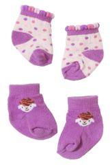 Baby Annabell Ponožky 2 páry 43 cm